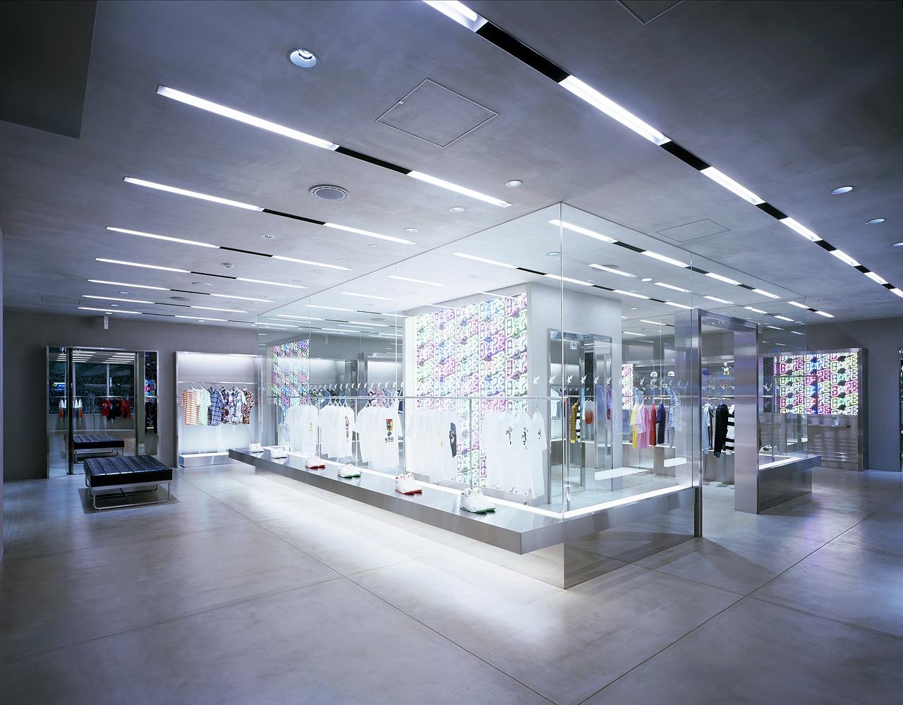 Bape Store 174 Sapporo Wonderwall