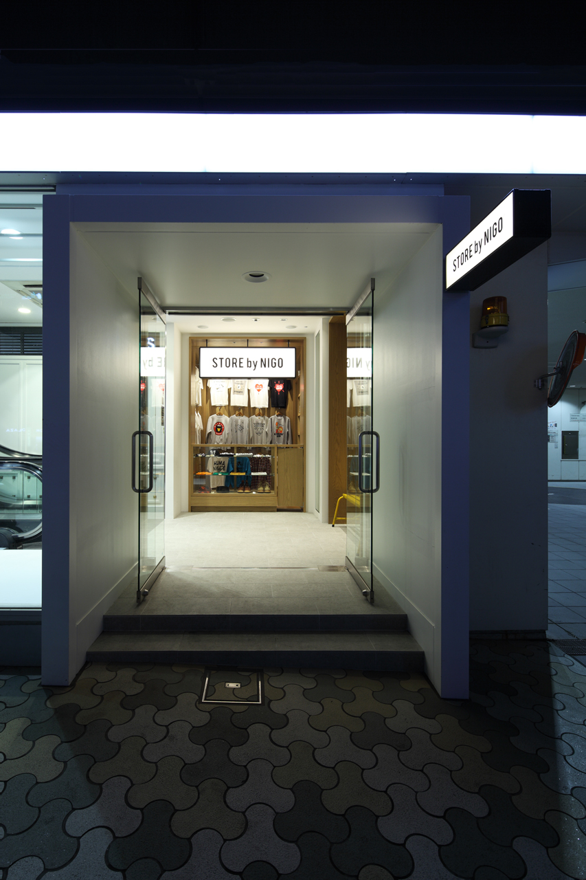 Store By Nigo 174 Wonderwall